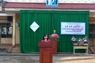 Lễ kỷ niệm 36 năm ngày Nhà giáo Việt Nam (20/11/1982 – 20/11/2018)