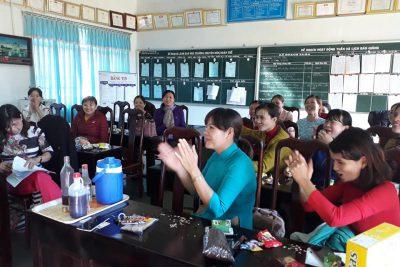Khai xuân mới 2019 của trường Tiểu học Nguyễn Viết Xuân