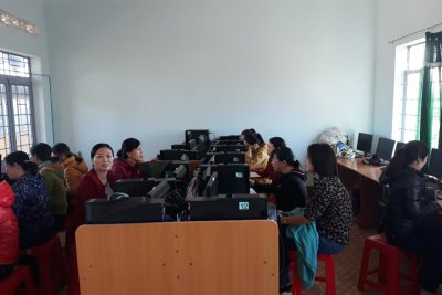Tập huấn phương pháp dạy trực tuyến cho giáo viên