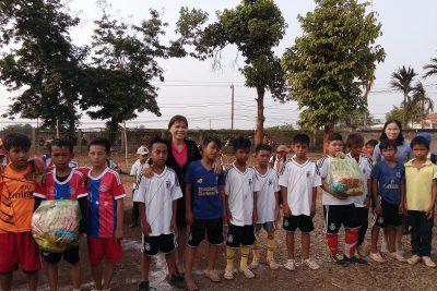 Tổ chức Hội thao chào mừng ngày 26/3 năm học 2017 -2018