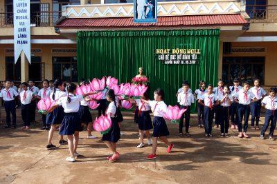 Kỷ niệm 128 Ngày sinh của Chủ tịch Hồ Chí Minh.